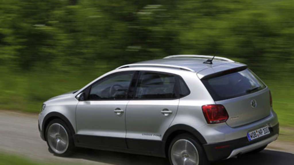 VW Cross Polo Modell 2010