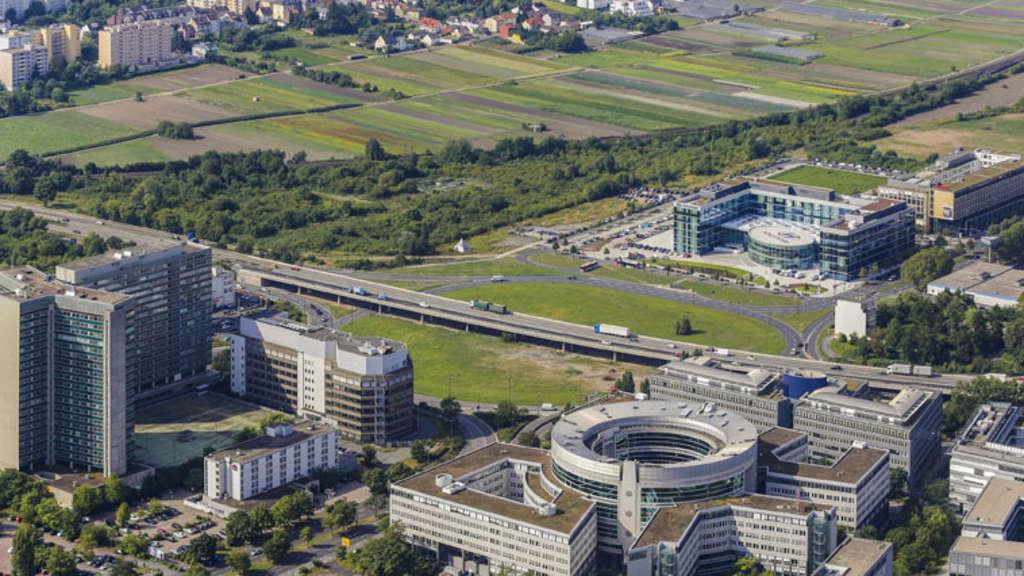 Planungen rund um den KaiserleiKreisel zwischen Offenbach