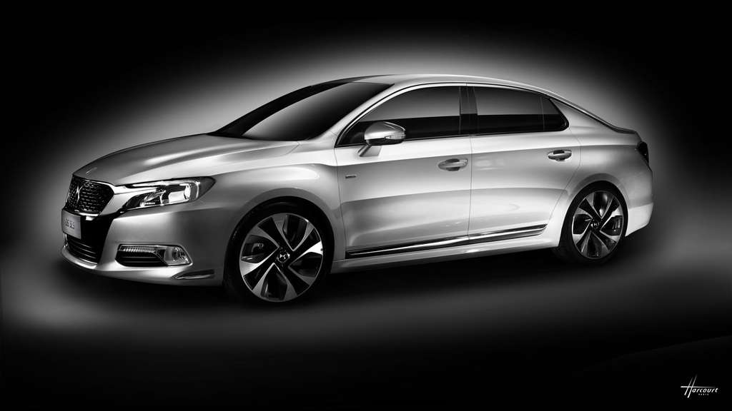 Citroen DS 5LS für China