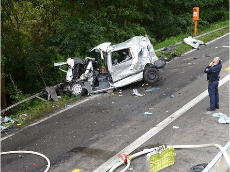 Unfall A3 Heute Morgen