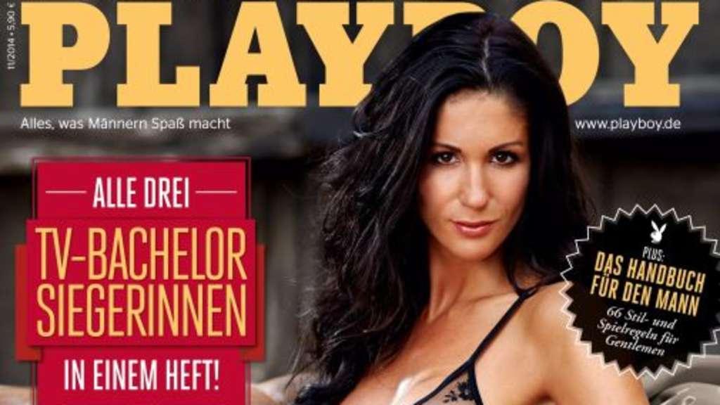 Wegen Aufnahmen im Playboy : Anja Polzer wird als Dozentin
