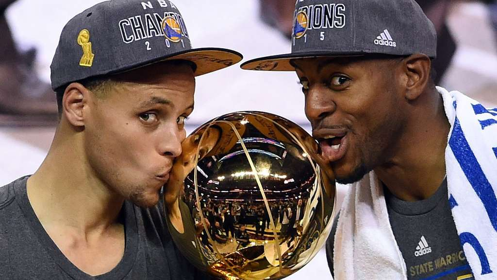 Stephen Curry Andre Iguodala