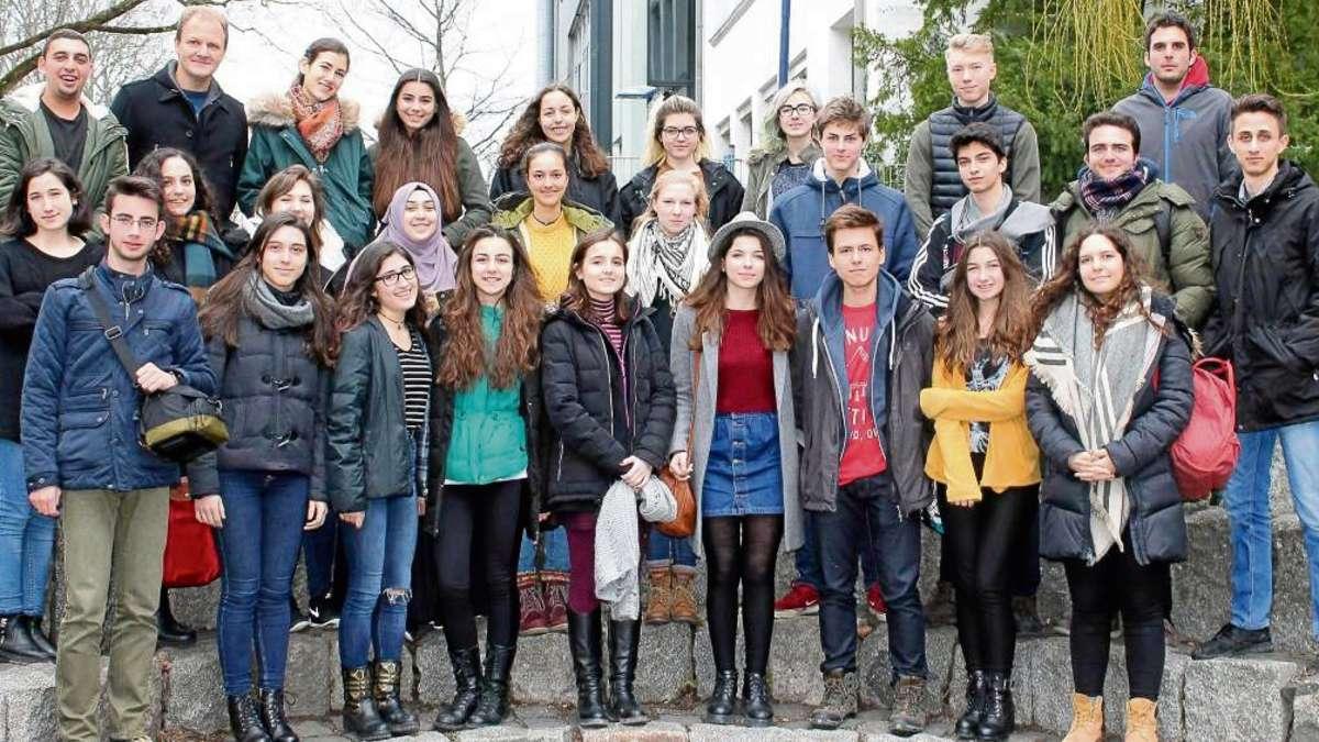 Offenbach t rkische austauschsch ler ber ihr heimatland for Koch offenbach