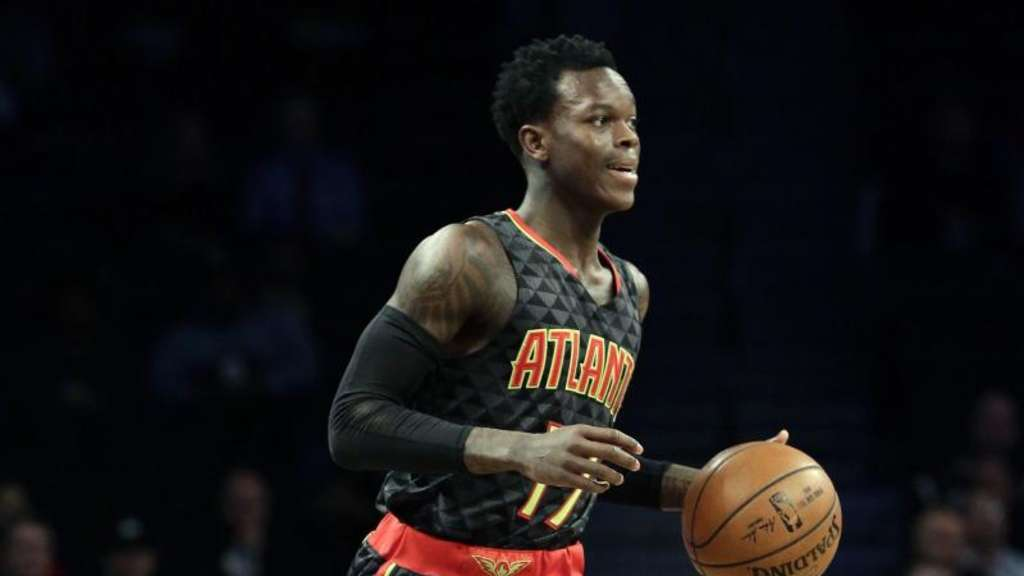 NBA Dennis Schröder Basketball