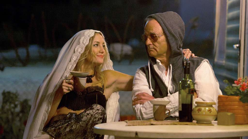 Kate Hudson und Bill Murray