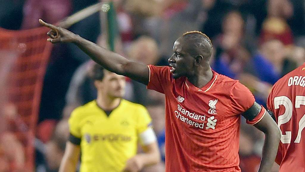 FC Liverpool Doping Sakho