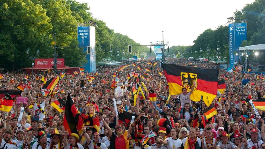Public Viewing Berlin