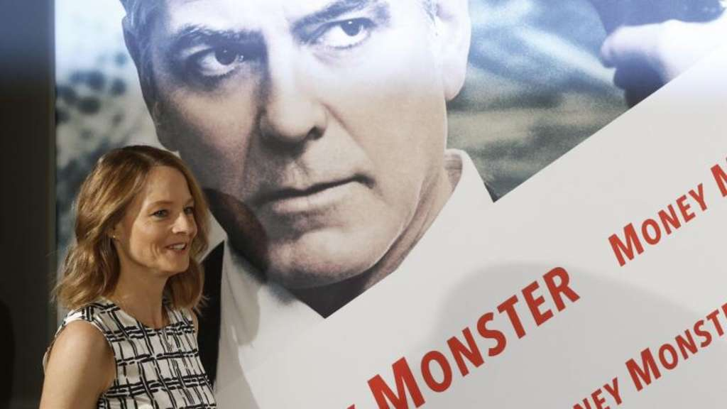 "Jodie Foster stellt ihren neuen Film ""Money Monster"" in Madrid vor. Foto: Mariscal"