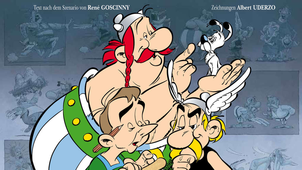 Asterix erobert Rom.