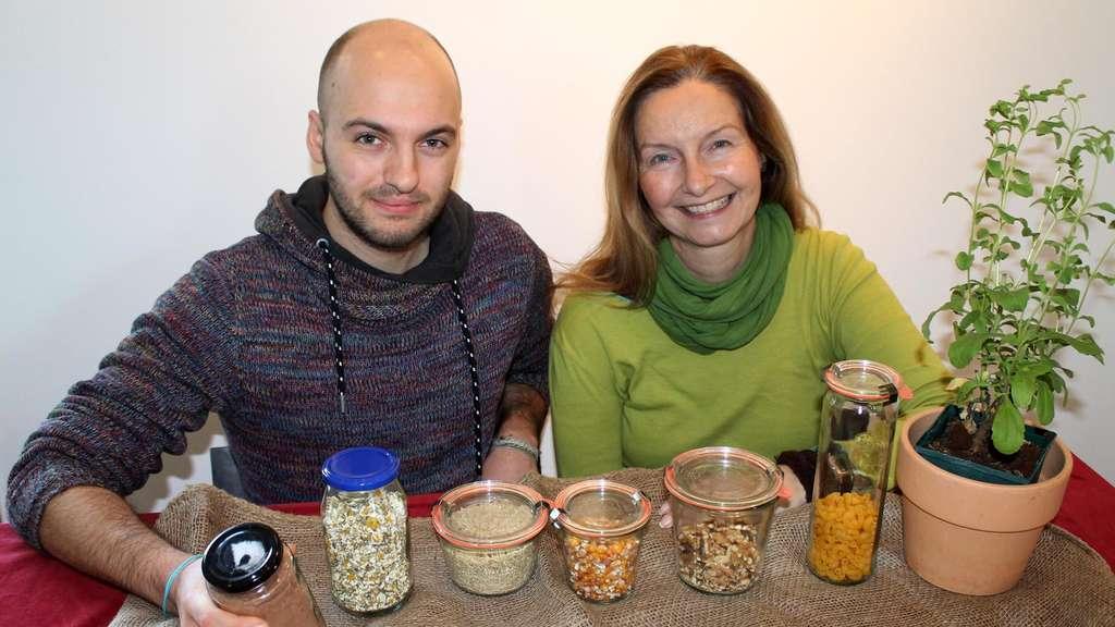 Unverpackt laden er ffnet 2017 in frankfurt statt plastik for Christine henke