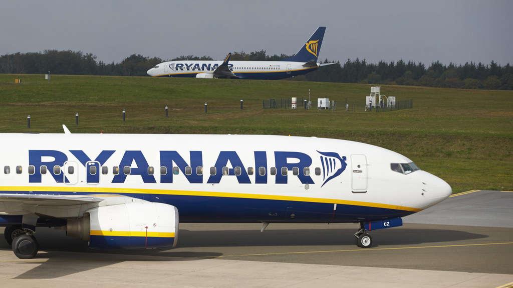 Ryanair plant von Frankfurt aus 20 neue Strecken