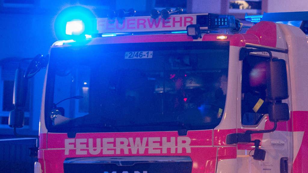 Mann stirbt bei Wohnungsbrand in Frankfurt