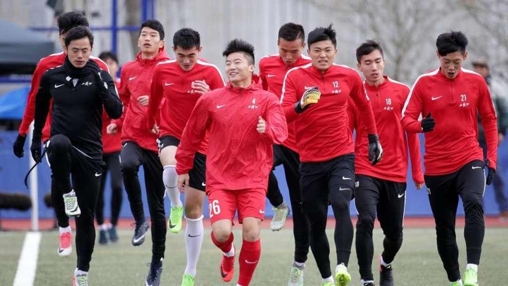 DFB sagt Spiele der chinesischen U20 ab