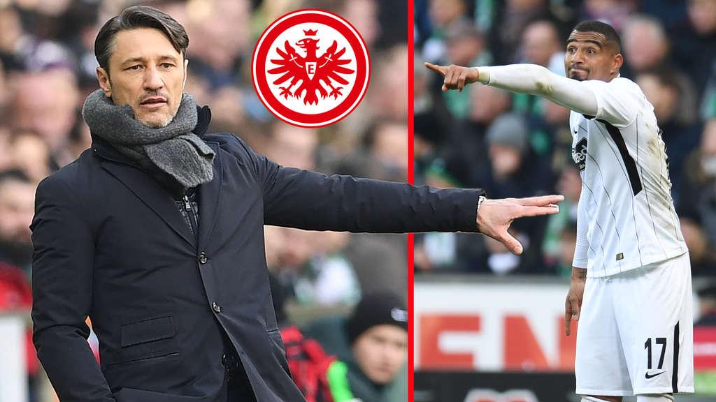 Bundesliga: Frankfurt und Hoffenheim unentschieden