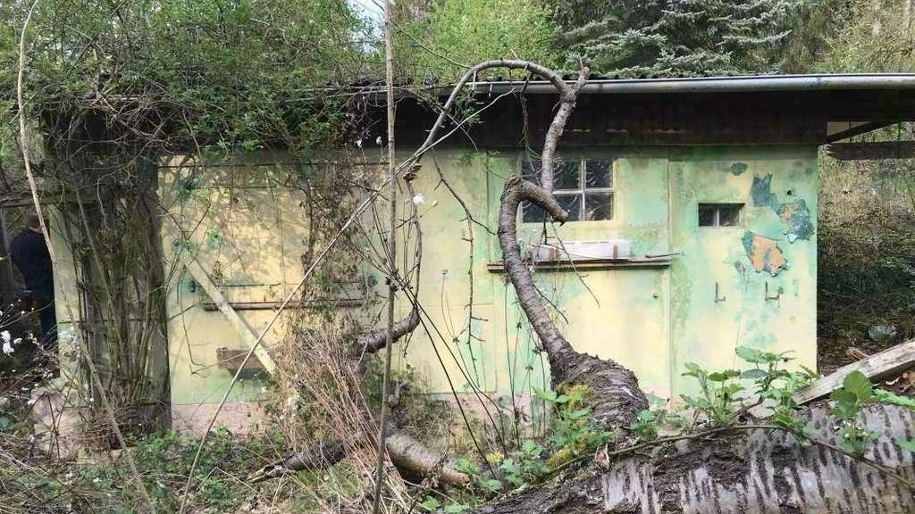 Schock-Fund! Stark verweste Leiche bei Kleingarten-Verkauf entdeckt