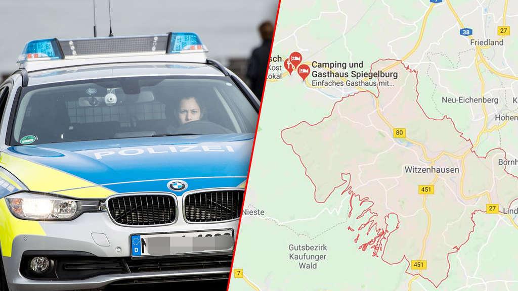 Polizeiauto umzingelt - Tumulte bei Demo gegen Abschiebung