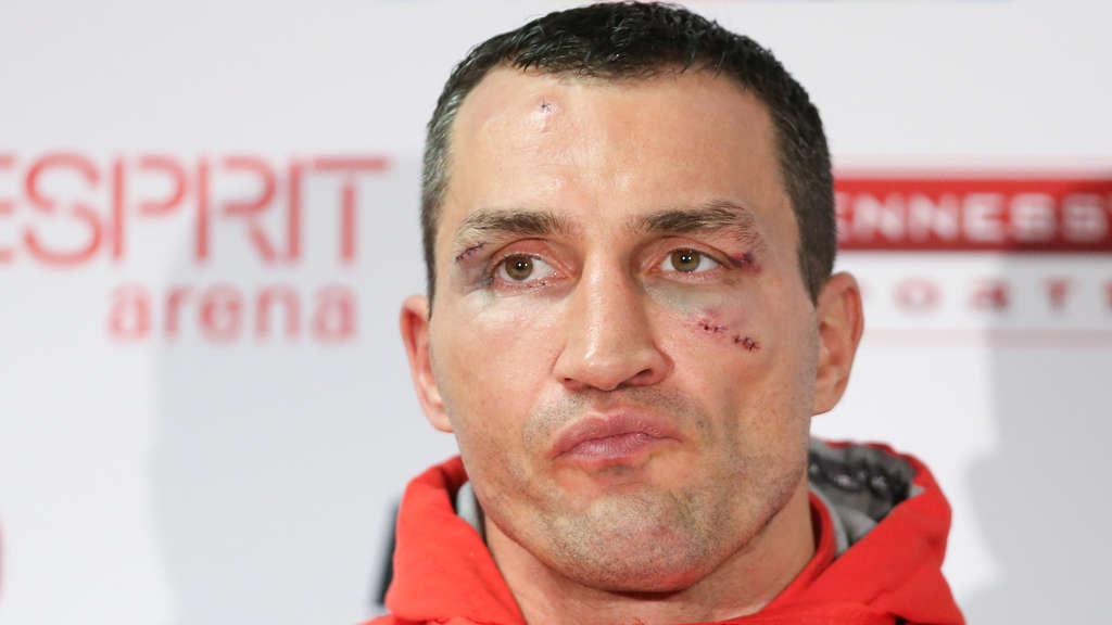 Klitschko packt aus: