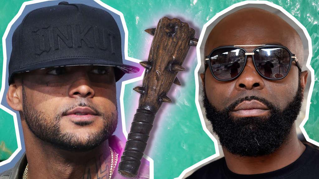 Rapper prügeln sich auf Pariser Flughafen