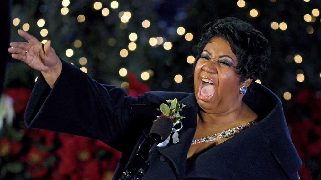 Aretha Franklin mit 76 Jahren gestorben