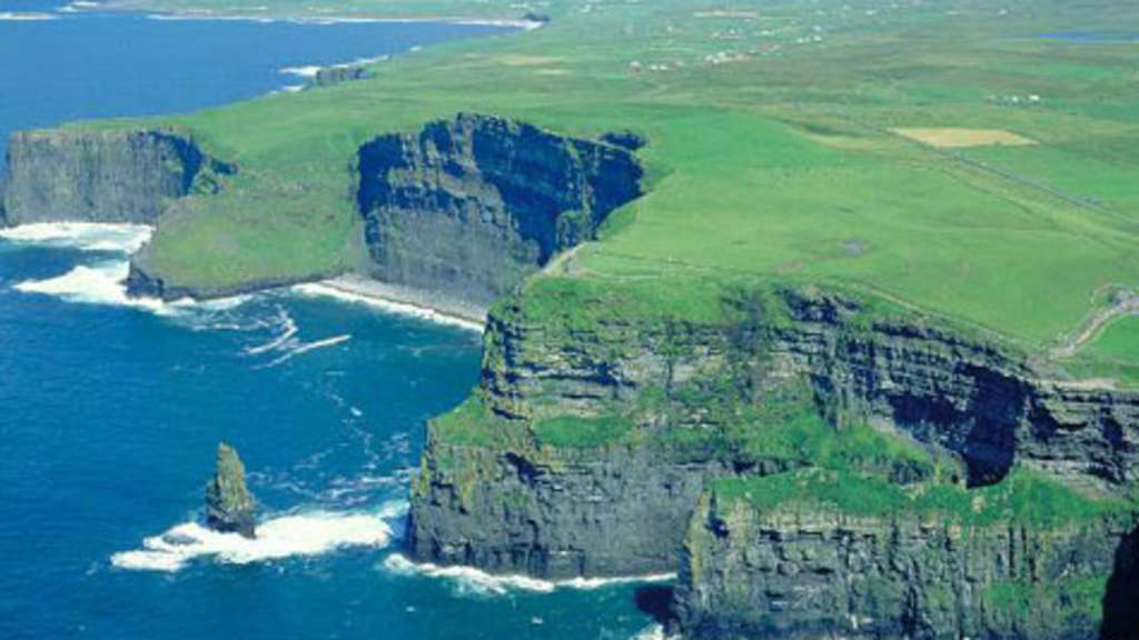 Irland - Cliff of Moher