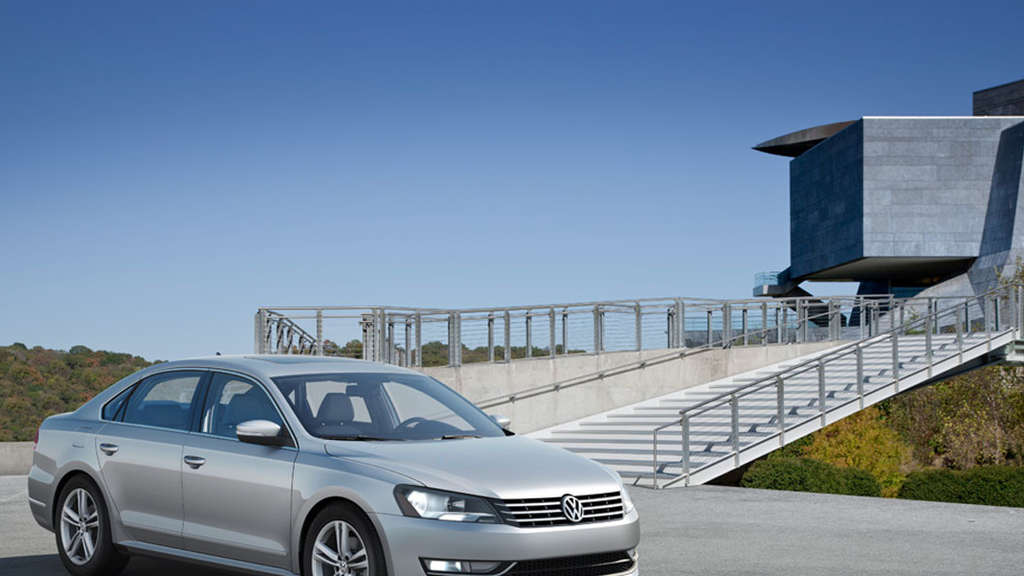 VW Passat 2011 USA