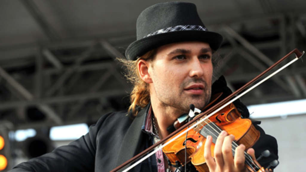 Star-Geiger David Garrett