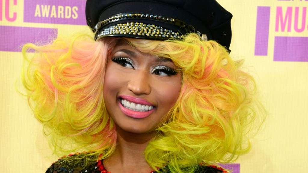 Rapperin Nicki Minaj