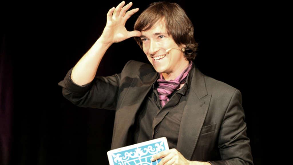 Magier Friedrich