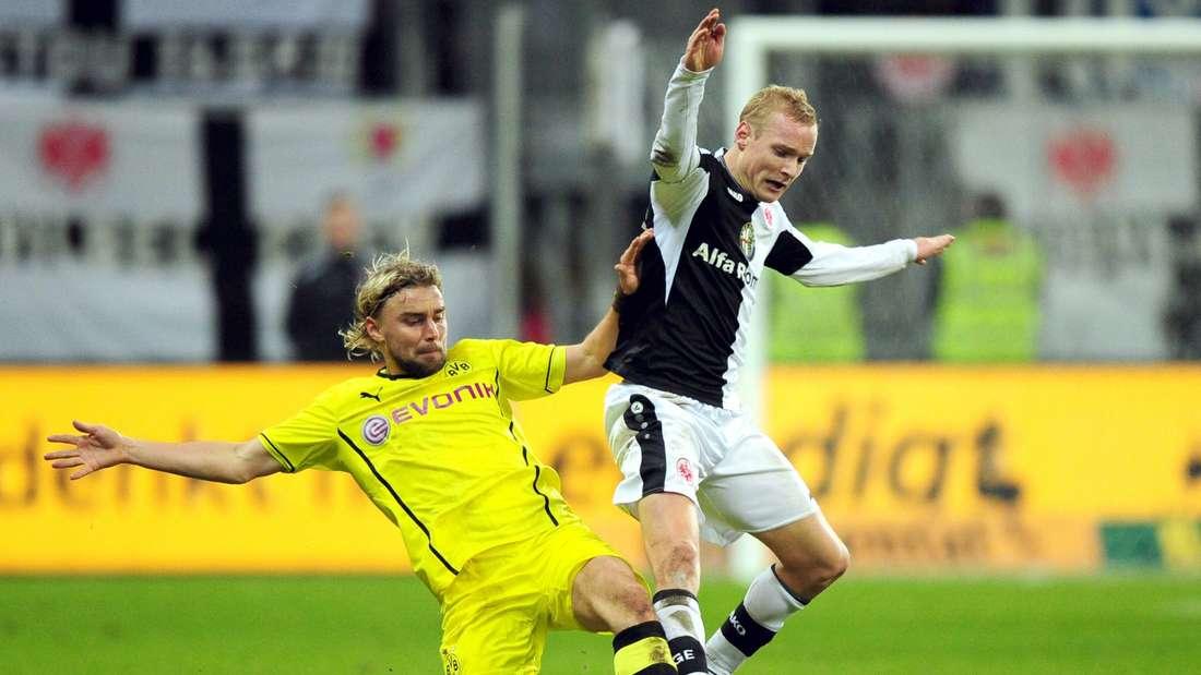 DFB-Pokal: Eintracht scheitert am BVB