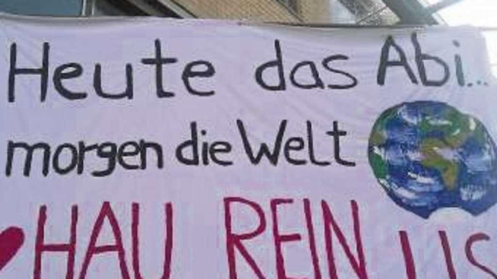 Elegant Hier Geht`s Zum Voting Für Das Schönste Abi Plakat!