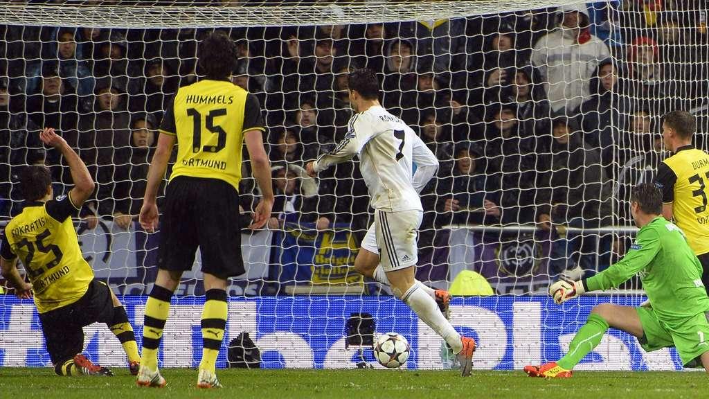 Borussia Dortmund, Real Madrid