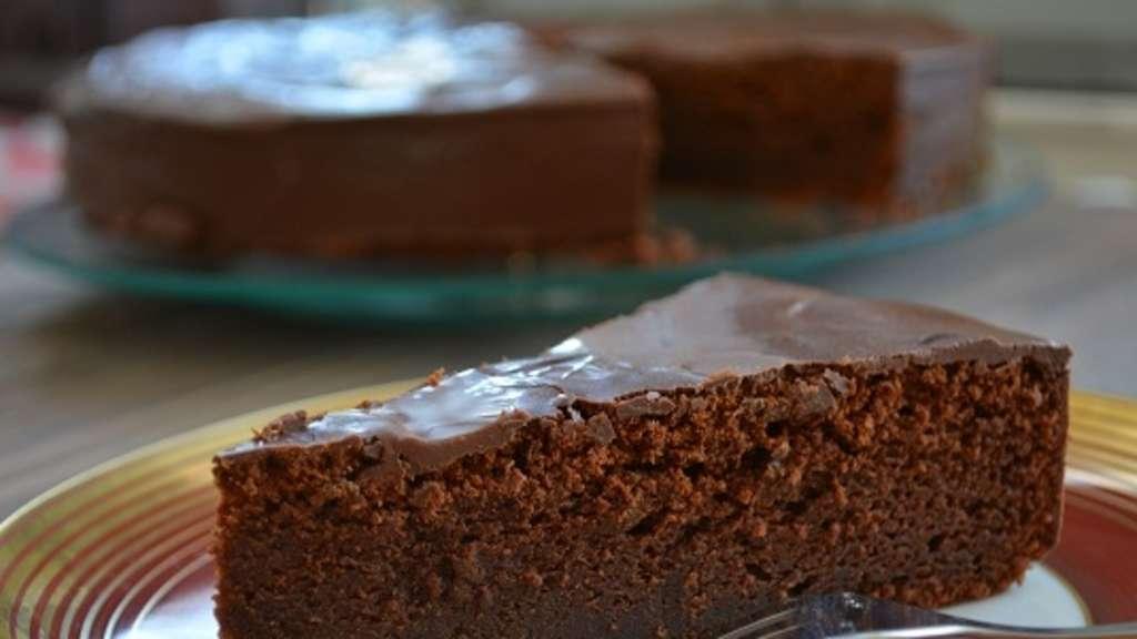 Blogger Der Kuchenbacker Rezept Fur Schokoladenkuchen Russischer