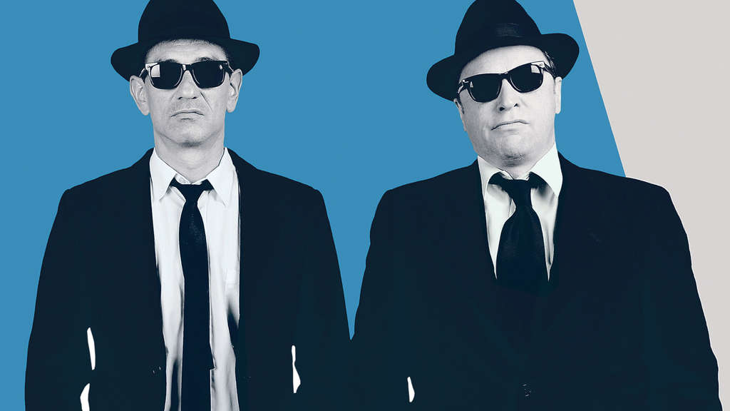 """The Blues Brothers"""