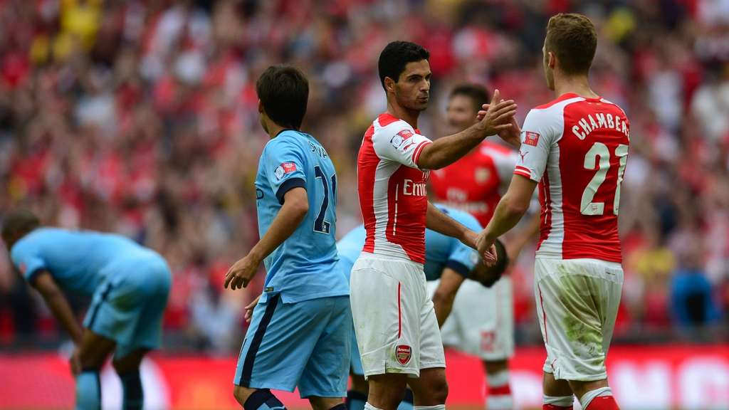 FC Arsenal - Manchester City