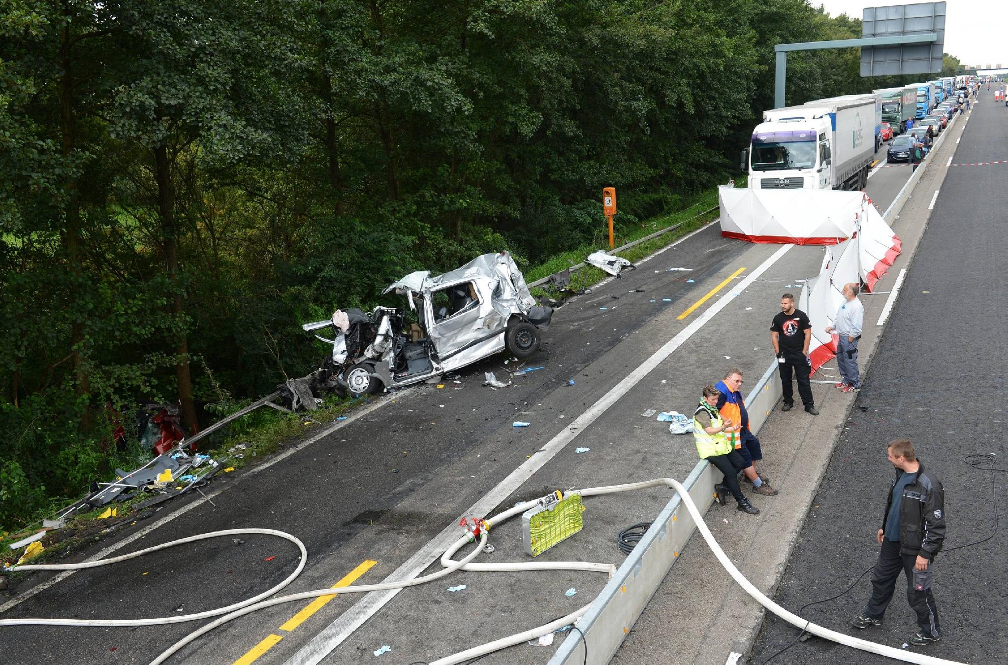 Offenbach Unfall Heute