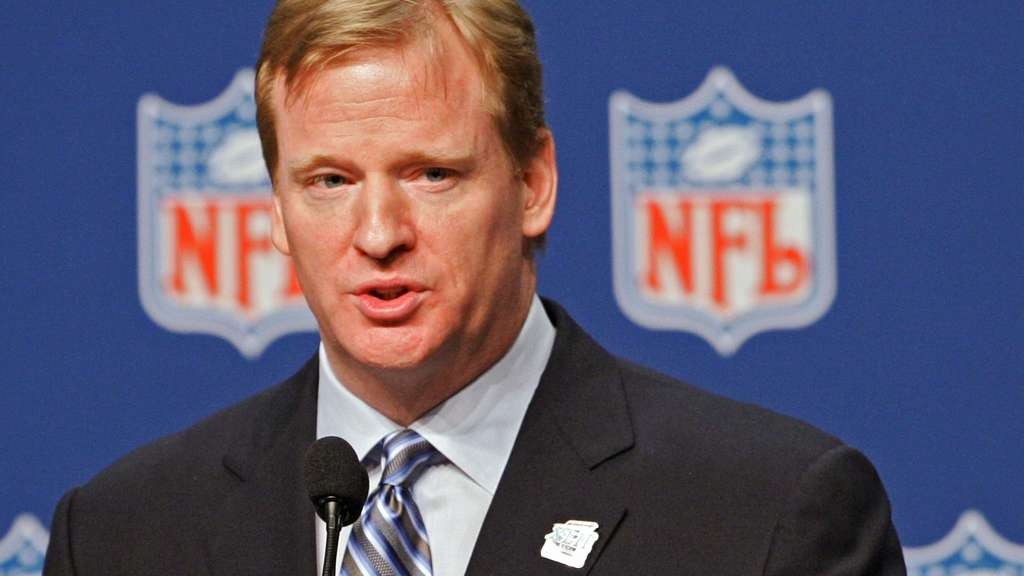 NFL-Boss Roger Goodell
