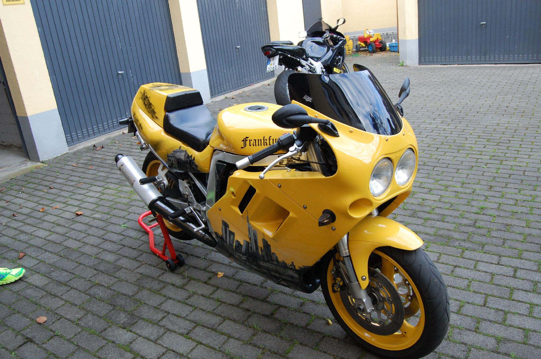 Frankfurt Motorrad