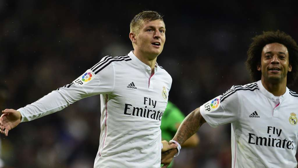 Toni Kroos, Real Madrid