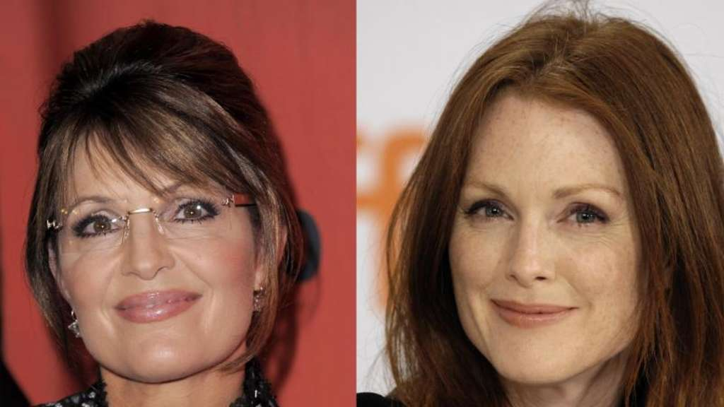 Julianne Moore (r.) spielte Sarah Palin. Fotos: Justin lane/Warren Toda Foto: Justin Lane/warren Toda