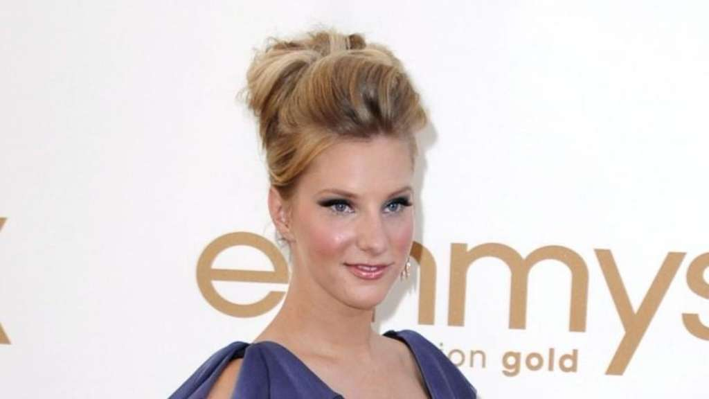 Heather Morris hat Ja gesagt. Foto: Paul Buck