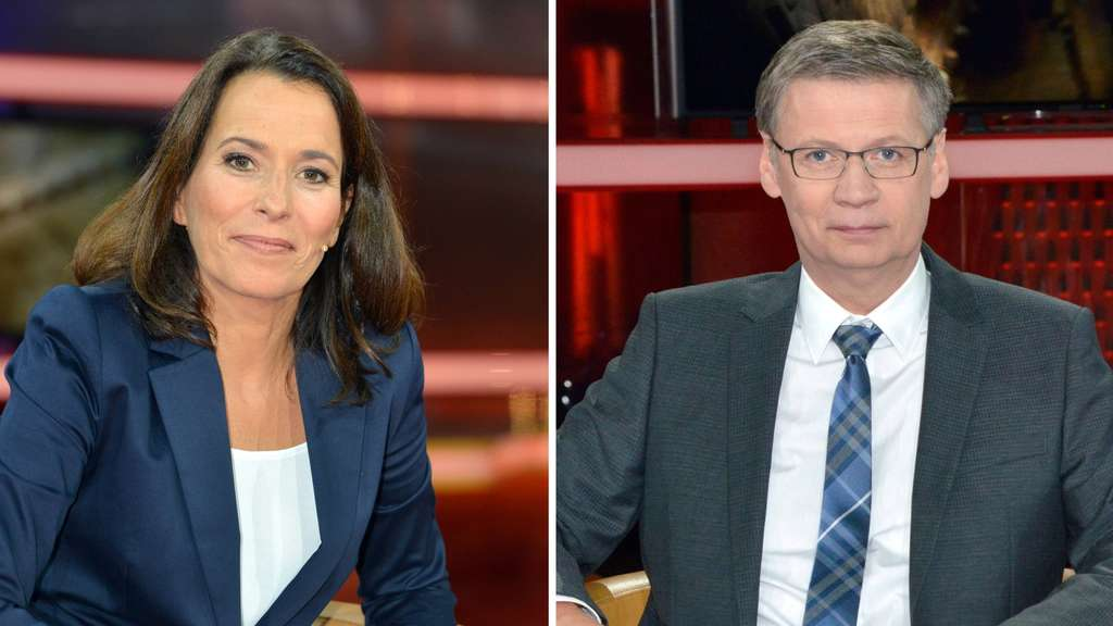 Anne Will, Günther Jauch, ARD
