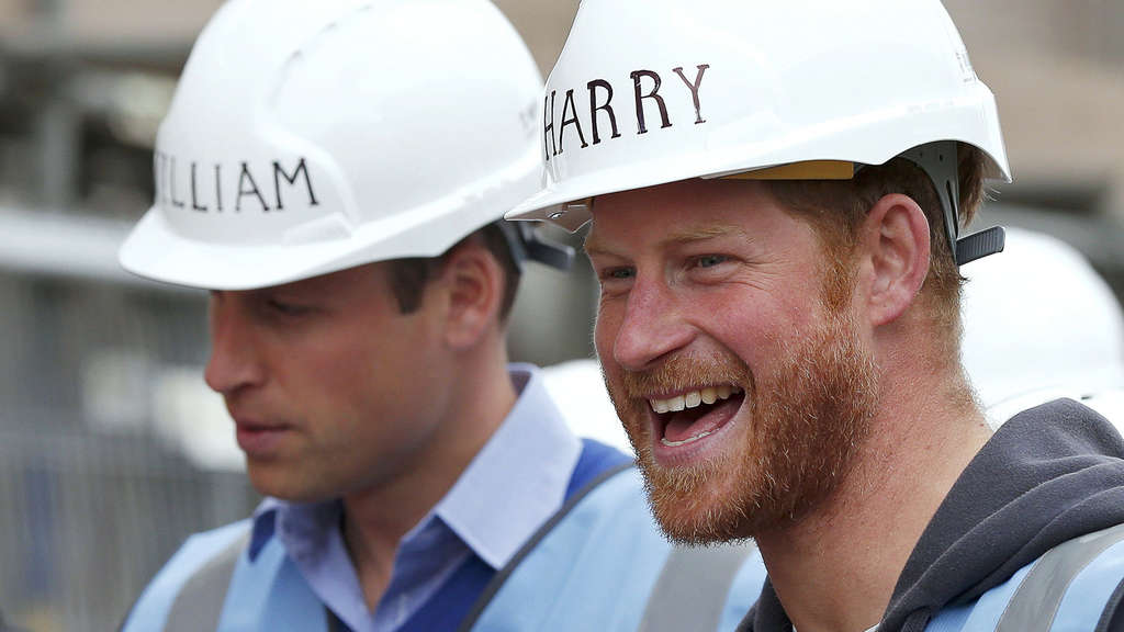 Prinz William Prinz Harry