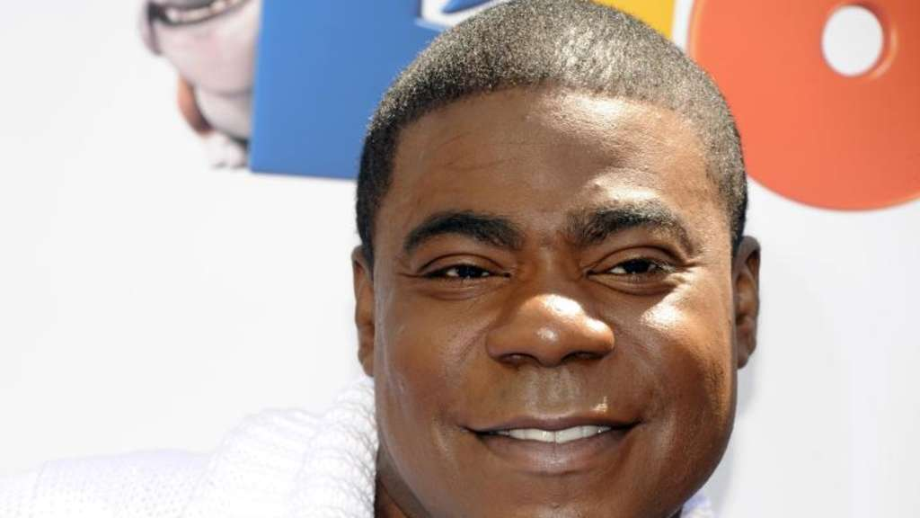 Komiker Tracy Morgan hat sein TV-Comeback gefeiert. Foto: Paul Buck
