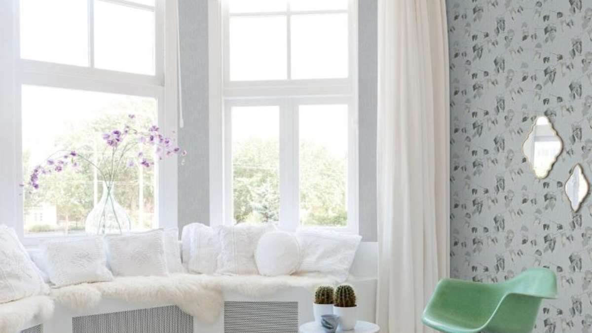 das auge austricksen heimwerker tipps f r kleine r ume wohnen. Black Bedroom Furniture Sets. Home Design Ideas