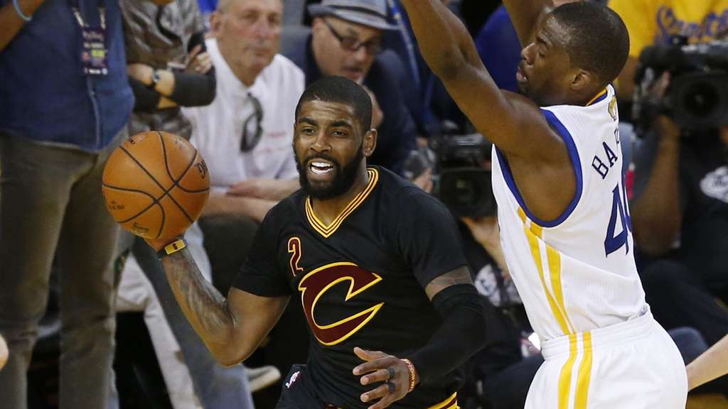 Cleveland Cavaliers at Golden State Warriors