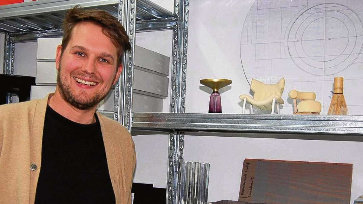 Designer sebastian herkner aus offenbach im interview ber for Offenbach kunst
