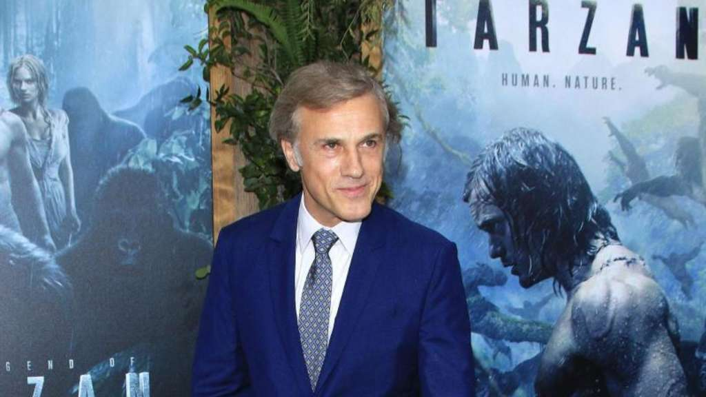"Christoph Waltz bei der Premiere von ""The Legend of Tarzan"" in Los Angeles. Foto: Nina Prommer"