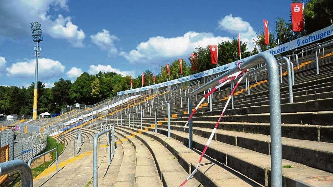 Das Stadion am Bölle soll modernisiert werden.