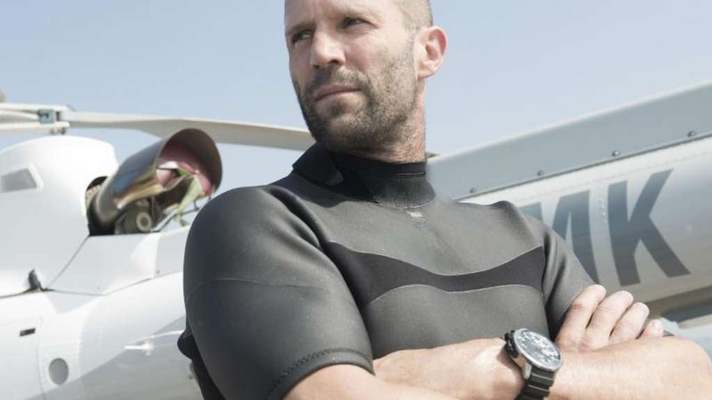 "Action wie gewohnt - Jason Statham als Arthur Bishop in ""Mechanic: Resurrection"". Foto: Universum Film"