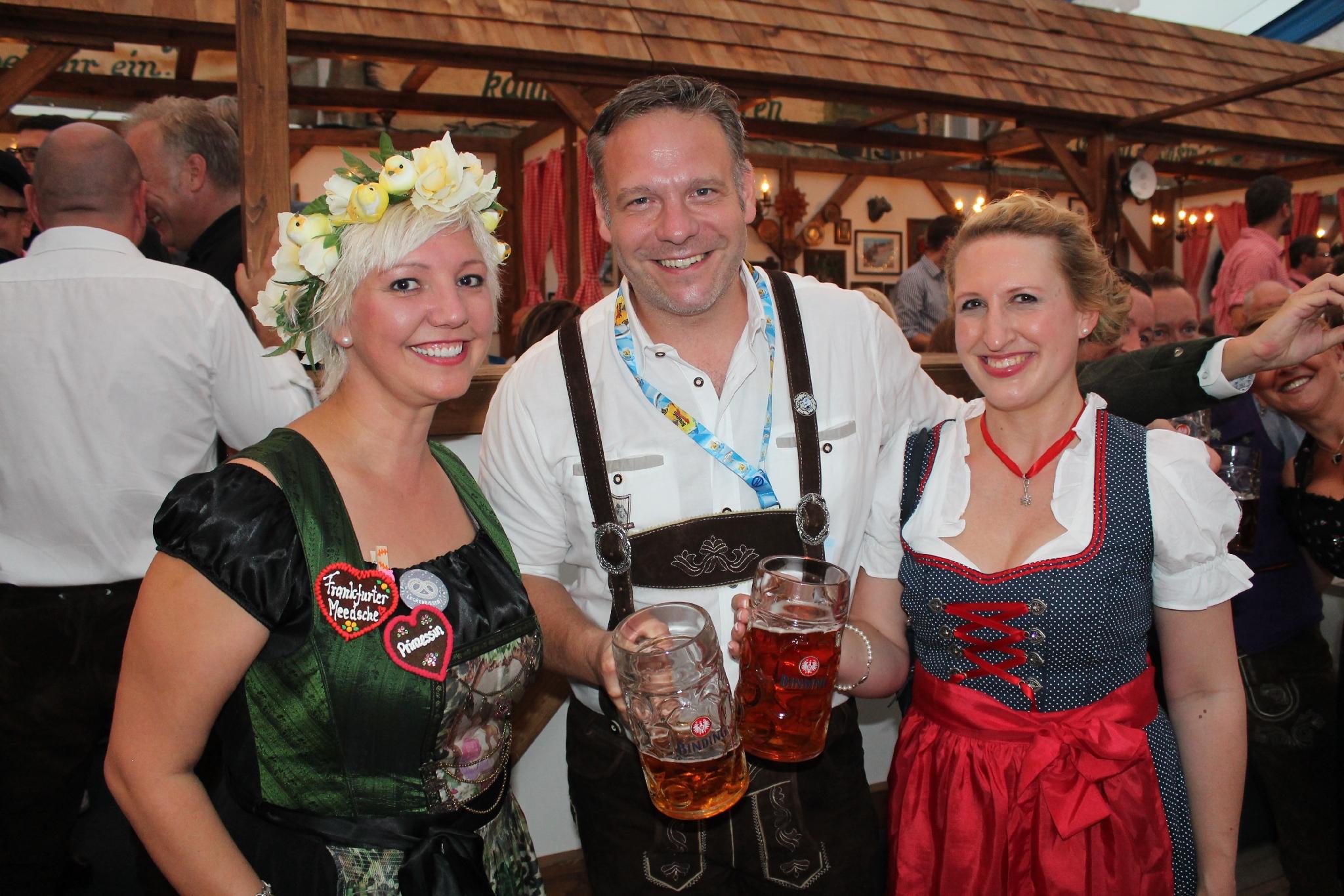 Oktoberfest Frankfurt Tickets